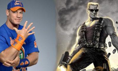 John Cena es Duke Nukem