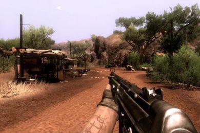 Far Cry 2 tiene mejores físicas que Far Cry 5