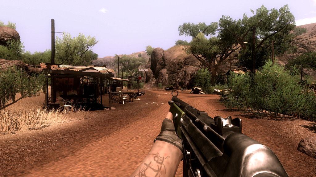Far Cry 2 tiene mejores físicas que Far Cry 5 29