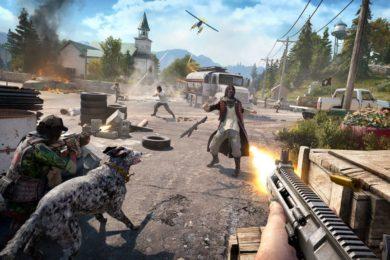 Comparativa de Far Cry 5 en calidad baja, media, alta y máxima (PC)