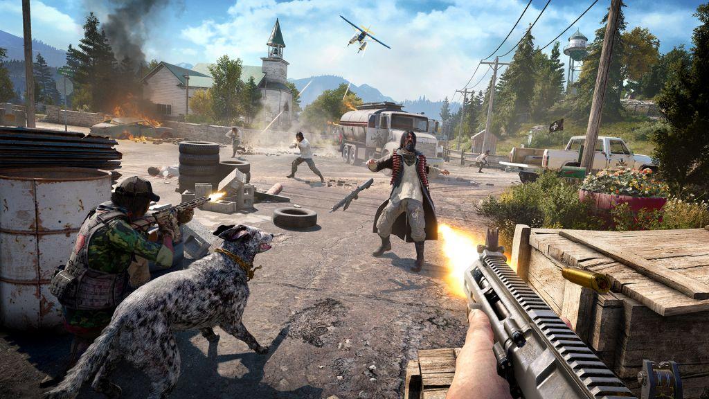 Comparativa de Far Cry 5 en calidad baja, media, alta y máxima (PC) 29