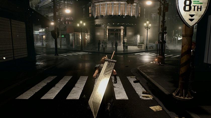 Square Enix concibe Final Fantasy VII Remake como una nueva creación 30