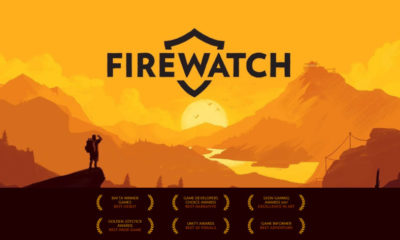 Firewatch awards