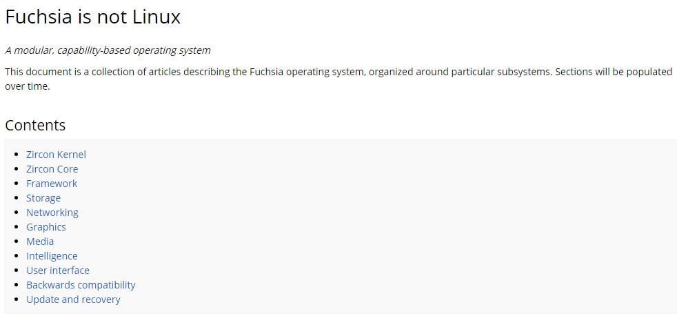 Google dirá adiós a Linux con el nuevo Fuchsia OS 29