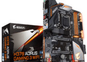 GIGABYTE lanza placas base H370 y B360 AORUS GAMING WIFI 32