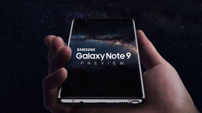 El Galaxy Note 9 tendrá mayor pantalla y mayor batería 28
