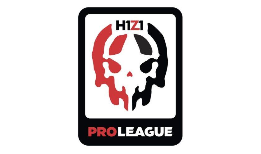 H1Z1 Pro League