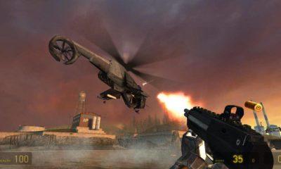 Así luce el primer nivel de Half Life 2 bajo Unreal Engine 4 39