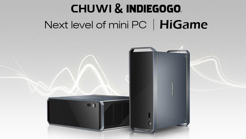 Chuwi HiGame: Un PC Gaming con Intel Core i5 8305G y Radeon RX Vega 31