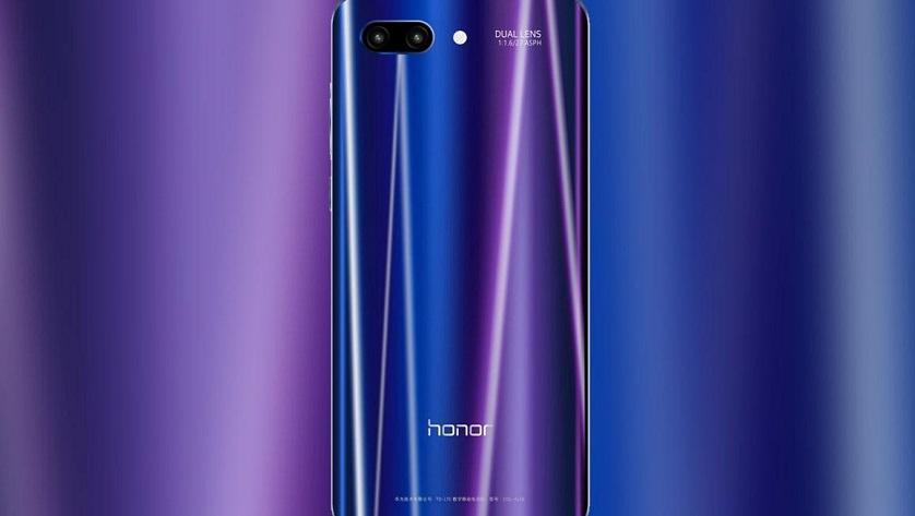 Honor 10: un tope de gama bonito a un precio rompedor