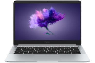 Honor presenta su primer portátil MagicBook