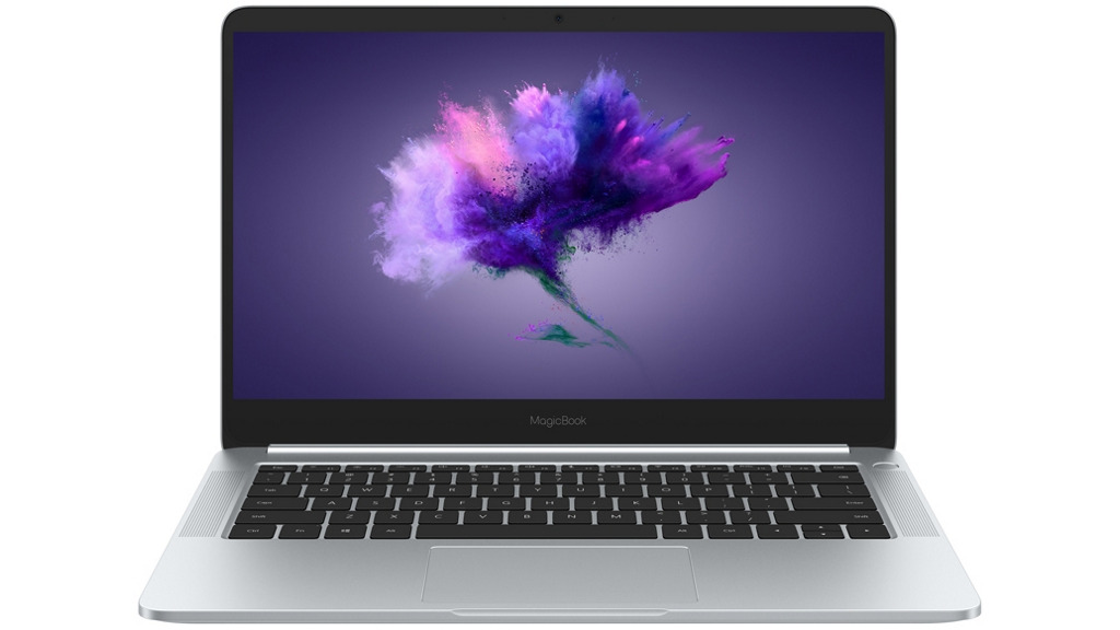 Honor MagicBook es un portátil con Intel Core de 8ª generación y NVIDIA de Huawei
