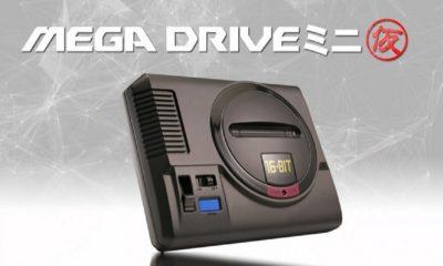 SEGA Japón confirma el lanzamiento de una Mega Drive Mini 97