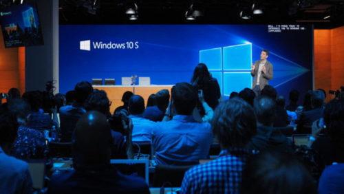 El Modo S de Windows 10 podrá cancelarse desde la Microsoft Store