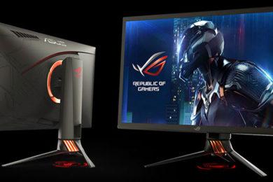 Llegan los monitores G-Sync HDR y 4K a 144 Hz ¡Prepara la cartera!