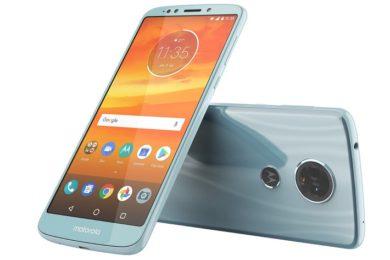 El Moto E5 Plus asoma en GeekBench, especificaciones de este nuevo smartphone