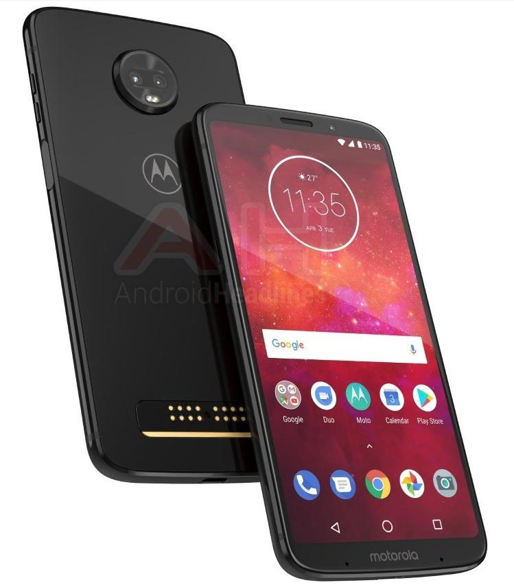 Moto Z3: lo próximo de Motorola será grande, potente y con Moto Mods 35