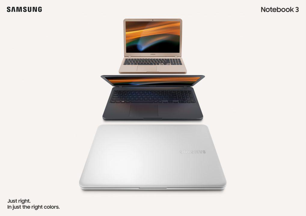 Samsung presenta los nuevos Notebook series 5 y 7 32