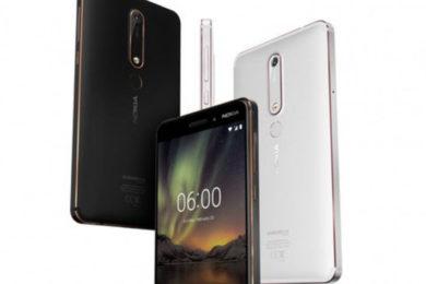 Llega a España el Nokia 6, interesante gama media con Android One