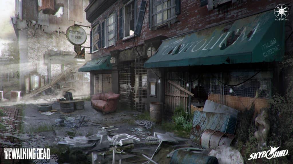 Nuevo vídeo de Overkill's The Walking Dead, así es la historia de Maya 30