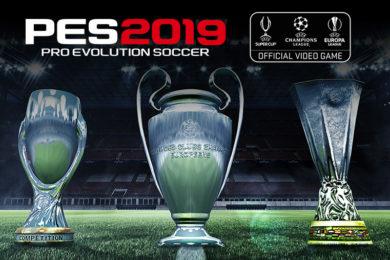 PES pierde su exclusividad sobre la Champions League