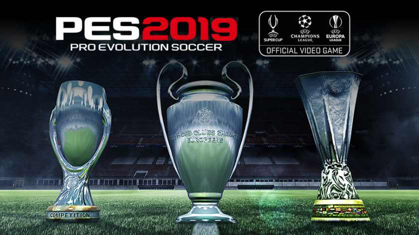 PES UEFA