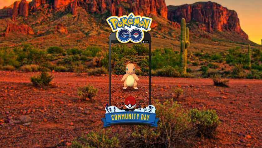 Pokemon Go Charmander Day