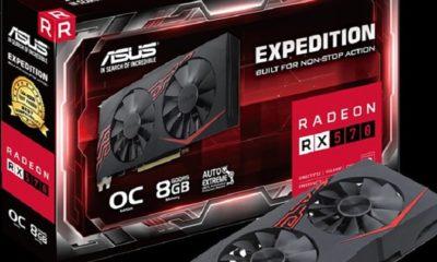 ASUS presenta la Radeon RX 570 Expedition, un modelo básico 123