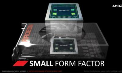 Sapphire estaría trabajando en una Radeon RX Vega Nano 45
