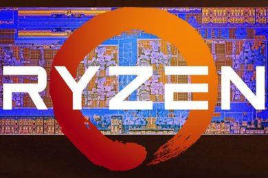 AMD ha utiliza soldadura en los Ryzen serie 2000: buenas temperaturas