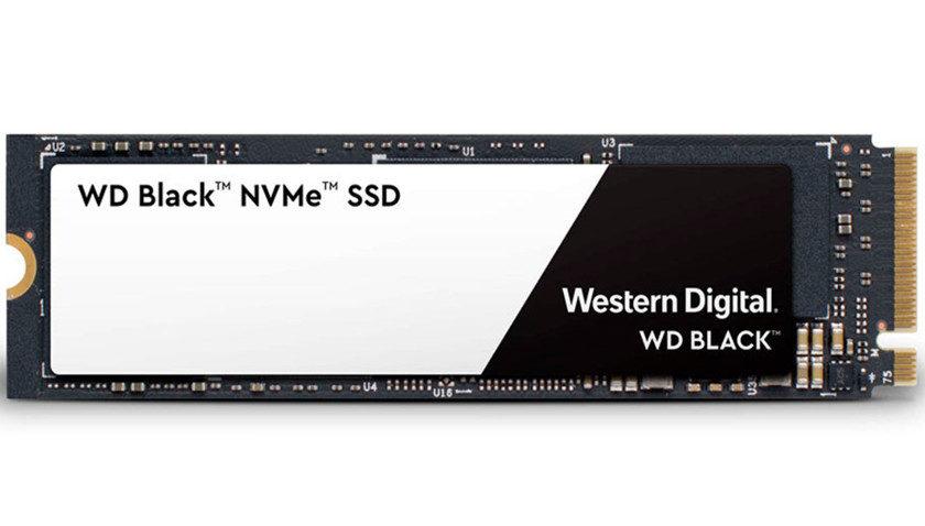 WD presenta la SSD Black 3D NVMe, rapidísima y a buen precio