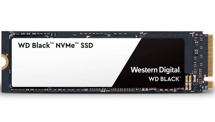 SSD Black 3D NVMe,