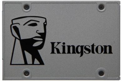 Kingston presenta las SSD UV500
