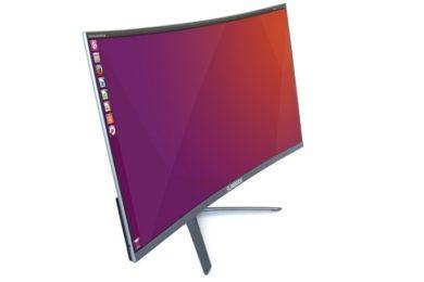 Slimbook Curve, un todo en uno con Linux potente y a buen precio