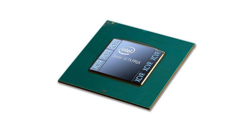 Intel Stratix 10: una FPGA capaz de calcular 10 billones de operaciones por segundo