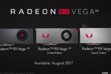 Vega 20 de AMD listada en los drivers para Linux: Seis versiones