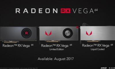 Vega 20 de AMD listada en los drivers para Linux: Seis versiones 46