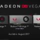 Vega 20 de AMD listada en los drivers para Linux: Seis versiones 48