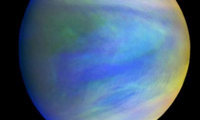 Venus podría tener vida en su atmósfera 45
