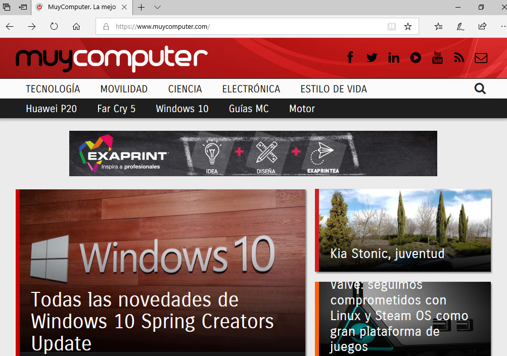 Todas las novedades de Windows 10 Spring Creators Update 36