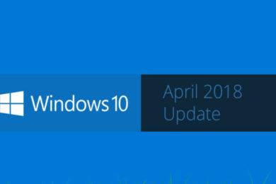 Cómo actualizar tu PC a Windows 10 April 2018 Update