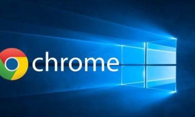 Windows Defender en Chrome