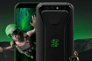 Xiaomi Black Shark Gaming: especificaciones y precio