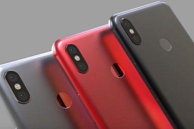 Xiaomi Mi 6X listado, confirmado su precio de venta