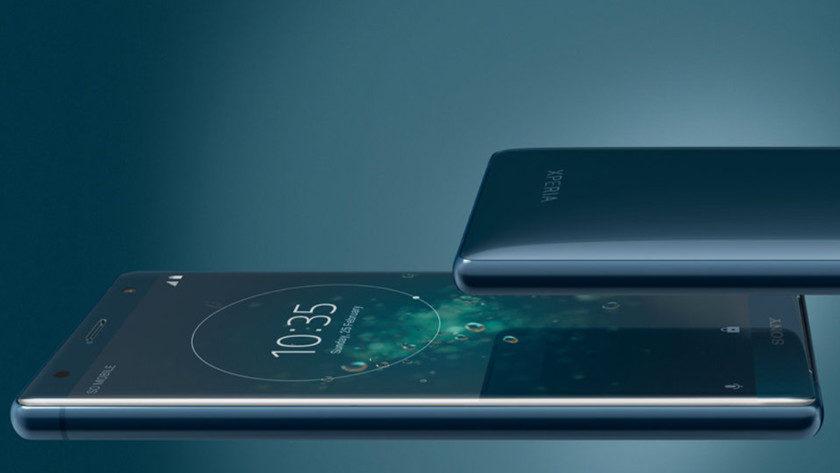Sony comercializa en España los Xperia XZ2