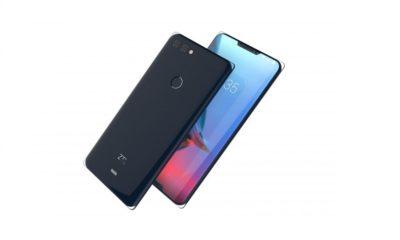 ZTE Iceberg: smartphone todo pantalla con dos muescas 86