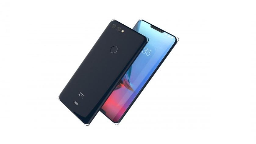 ZTE Iceberg: smartphone todo pantalla con dos muescas 31