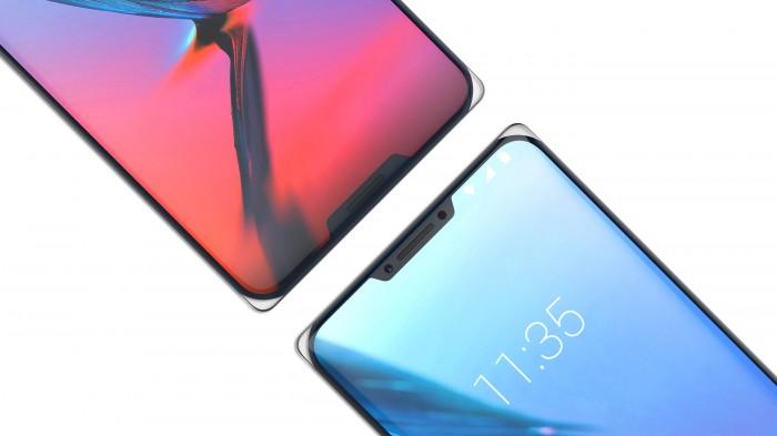 ZTE Iceberg: smartphone todo pantalla con dos muescas 33