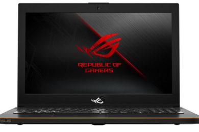 ASUS presenta el portátil para juegos, ROG Zephyrus M