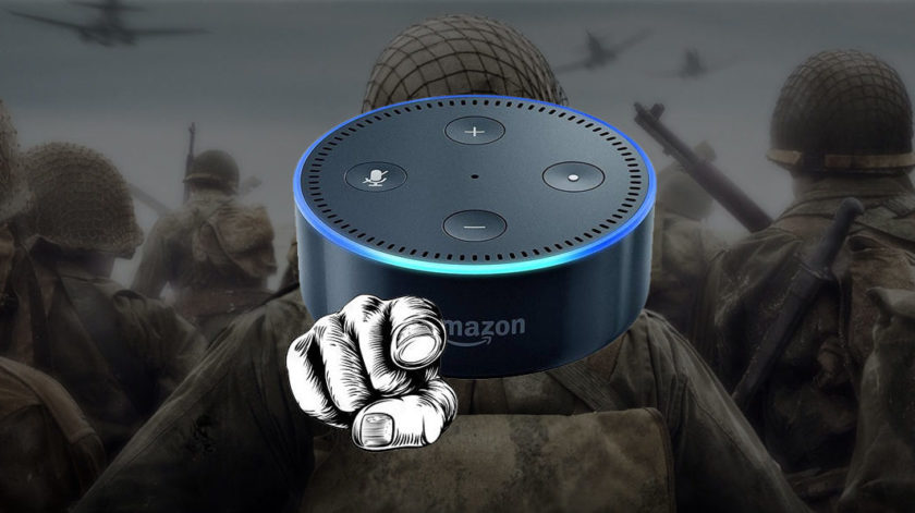 Alexa wants CODWWII